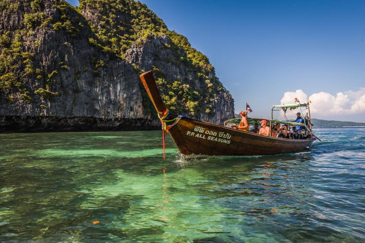 Thailand: Tag 37 – 45