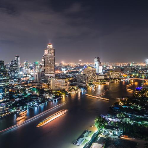 Thailand:           Tag 1-4