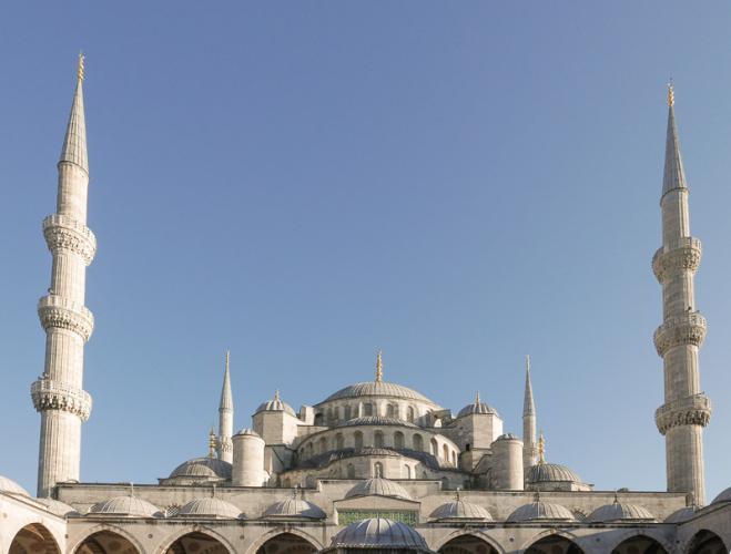 Zwischenstop Istanbul
